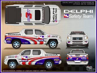 2006 indycar safety truck by RpmIndy