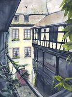 Musee Alsacien de la Ville de Strasbourg by doma22