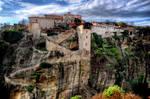 Grand Meteoron Monastery by Piddling