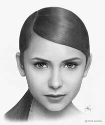 Nina Dobrev by artistiq-me