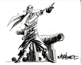 pirate by RM73
