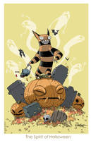 S.S.G. Spirit of Halloween by RM73