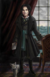 Lord Nurath Illiyn Inneyri by EricaVee