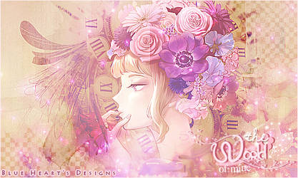 Flowers Hime/Princess by ABlue-Heart