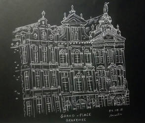 bruxelles by 4progress
