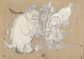 DAC Beki and Monty by TeapotMysteries