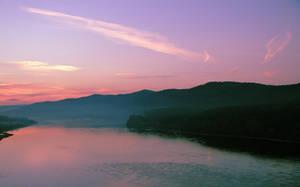 Yenisei river by kikimor