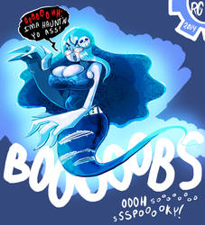 Halloween Grab Bag - Boooooobies! by Axel-Rosered