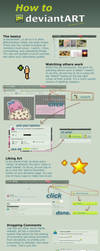 How to deviantART by JRCnrd
