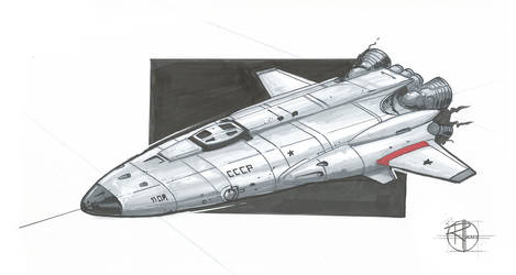 RussianShip 02 by Cpt-Crandall