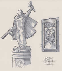 Statue by Cpt-Crandall