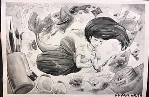 Dream Drawer by NlinRUSH