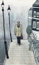 George Smiley by Tawastman
