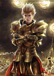 Gilgamesh by AimedZ