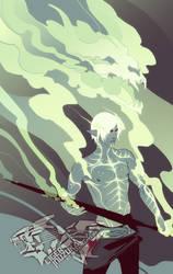 The Lyrium Ghost (InPrint) by Liger-Inuzuka