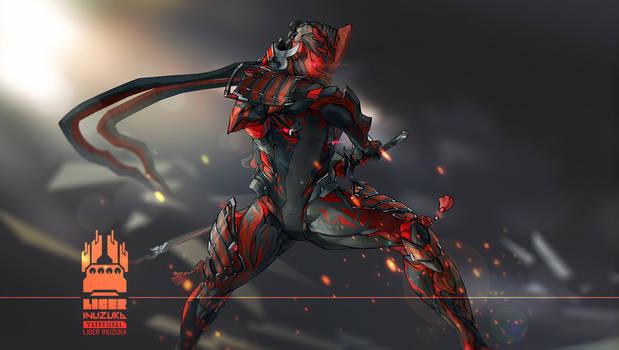 Warframe: Naaru by Liger-Inuzuka