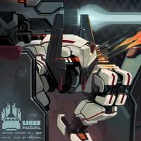 Warframe: Riot Moa Avatar by Liger-Inuzuka