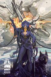 Warframe: For I am your friend, The Lotus by Liger-Inuzuka