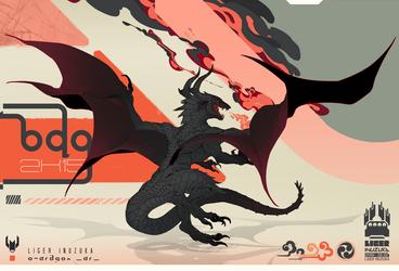 The Beta Dragon (InPrnt) by Liger-Inuzuka
