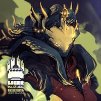Warframe: Queen Saryn by Liger-Inuzuka
