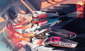A Future's Formula Rivalry Rush by Liger-Inuzuka
