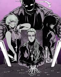 Judas Iscariot by ShadowLuhi