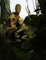 The Forest Folk by Vampyric-Saiyaness