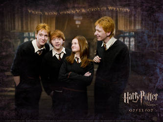 In Honor of Fred Weasley 2 by CrazyBatty