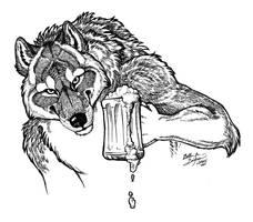 Wolf Beer by Damalia