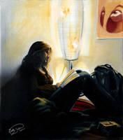 Student's Corner by Damalia