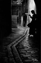 Film Noir Mystery by Damalia