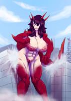 Commission - Aliezilla by dragonmanX