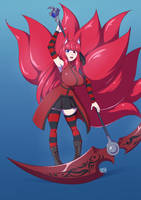 Commission - Ren Yagami by dragonmanX