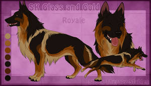 STS Dog - Royale by ShockTherapyStables
