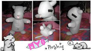 Myo Plushie by BakaMichi