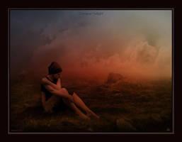Cerulean Twilight by MoodyBlue