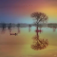 Celestial Communion by MoodyBlue