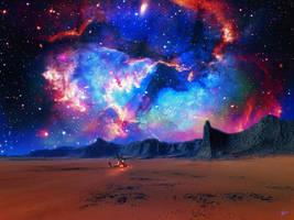Forbidden Planet by MoodyBlue