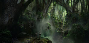 Jungle Mist by Fish032