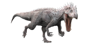 Indominus rex 2 by darbarrrr