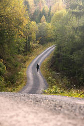 Autumn walk by oprust