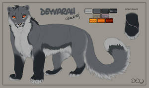 Dey Quick Reference by DeyVarah