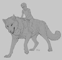 First Ride by DeyVarah