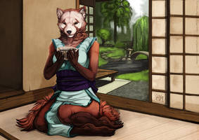 Kintsukuroi  (collab) by DeyVarah