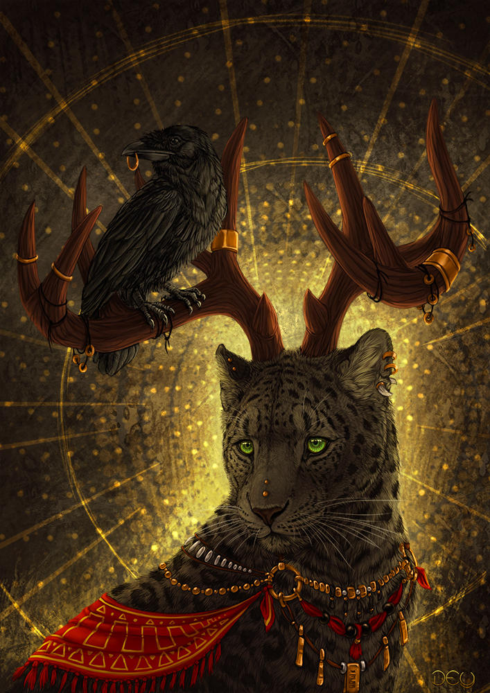The Warden by DeyVarah