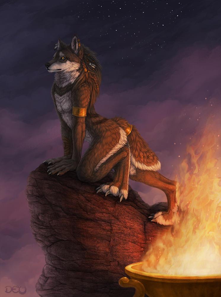 Twilight's Beacon by DeyVarah