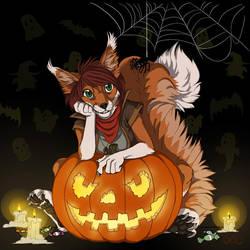 GLC6 - Happy Halloween! by DeyVarah