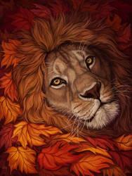 Autumn Leaves by DeyVarah