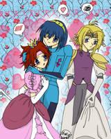 Priceless Princesses by Star-Yukiko