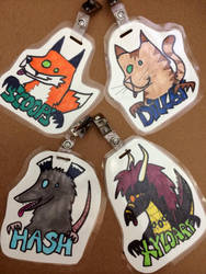 Derp Badges by Xyloart